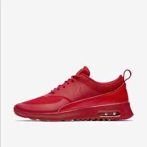 Nike Women Air Max Thea Ruby Red